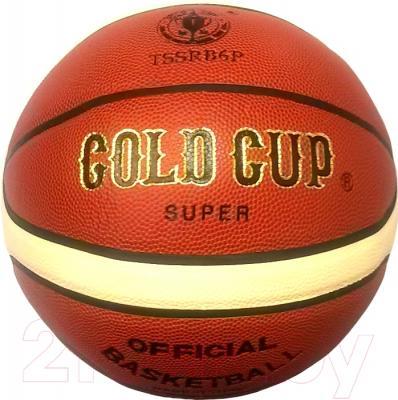Баскетбольный мяч Gold Cup TSSRB6P-12