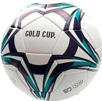 Футбольный мяч Gold Cup PU Atemi -