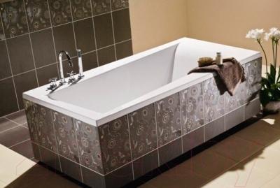 Ванна акриловая Cersanit Virgo 170x75 (без ножек)