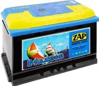 Автомобильный аккумулятор ZAP Marine 857 50 (75 А/ч) -