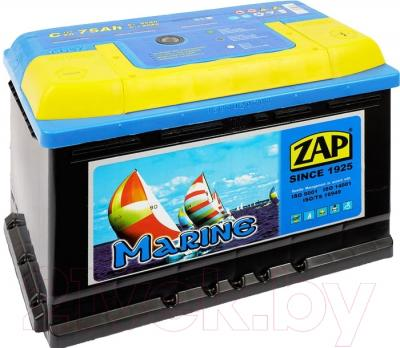 Автомобильный аккумулятор ZAP Marine 857 50 (75 А/ч)