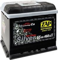Автомобильный аккумулятор ZAP Silver 555 27 R (55 А/ч) -