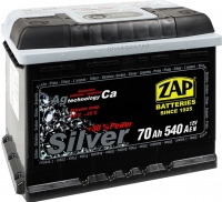 Автомобильный аккумулятор ZAP Silver 570 25 R (70 А/ч) -