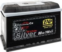 Автомобильный аккумулятор ZAP Silver 580 25 R (80 А/ч) -