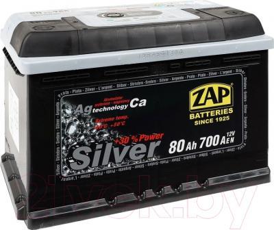Автомобильный аккумулятор ZAP Silver 580 25 R (80 А/ч)