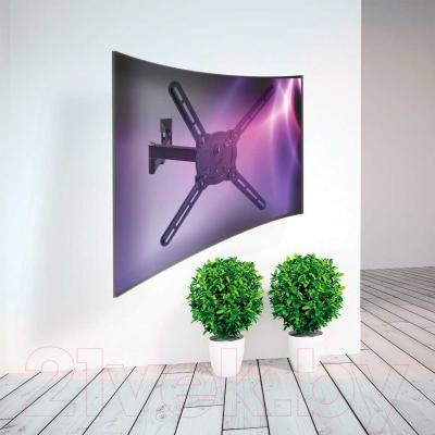 Кронштейн для телевизора Kromax Atlantis-15 (серый)