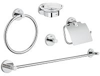 Набор аксессуаров для ванной GROHE Essentials 40344001 -