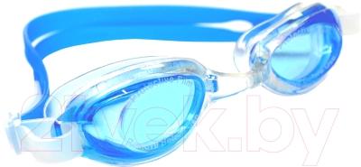 Очки для плавания Sabriasport G837 (голубой)
