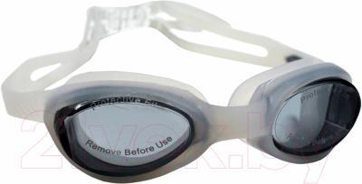 Очки для плавания Sabriasport G820 (серый)