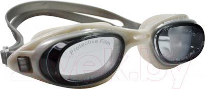 Очки для плавания Sabriasport G839 (темно-серый)