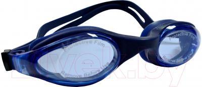 Очки для плавания Sabriasport G891 (темно-синий)