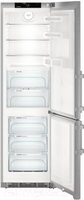 Холодильник с морозильником Liebherr CBNef 4815