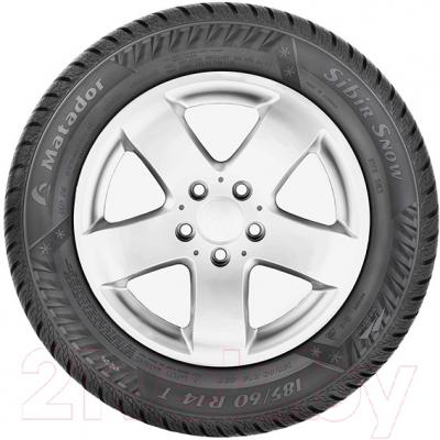 Зимняя шина Matador MP 54 Sibir Snow 165/70R14 81T