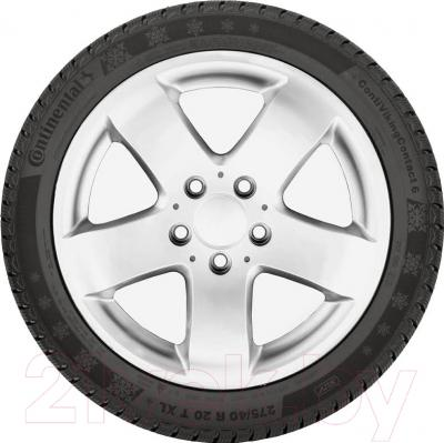Зимняя шина Continental ContiVikingContact 6 235/60R18 107T
