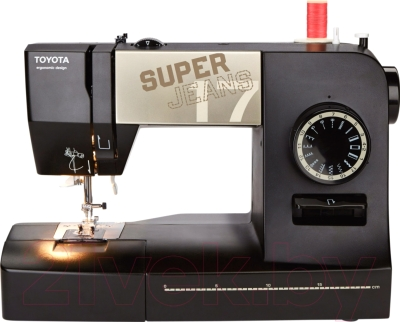 Швейная машина Toyota Super Jeans 17 XL / SPJ17 XL
