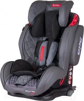 Автокресло Coletto Sportivo Only Isofix 2016 (серый)