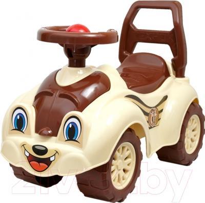 Каталка детская ТехноК Автомобиль для прогулок 2315