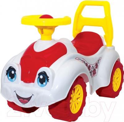 Каталка детская ТехноК Автомобиль для прогулок 3503