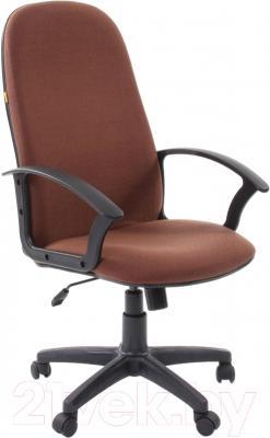 Кресло офисное Chairman 289 New (коричневый)