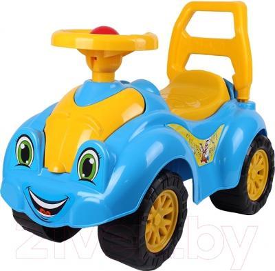 Каталка детская ТехноК Автомобиль для прогулок 3510