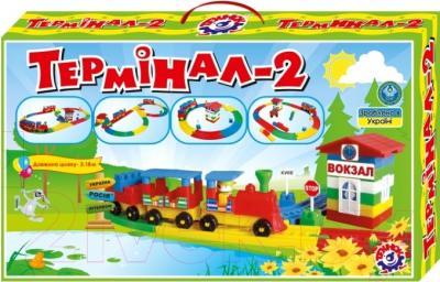 Конструктор ТехноК Терминал 2 1240