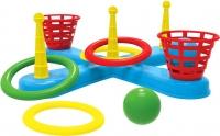 Развивающая игрушка ТехноК Кольцеброс 3411 -