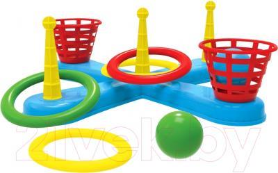 Развивающая игрушка ТехноК Кольцеброс 3411
