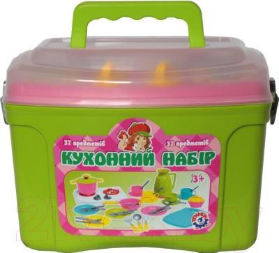 Игровой набор ТехноК Кухонный набор 9 / 3596