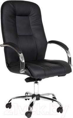 Кресло офисное Chairman 490 (экопремиум черный)
