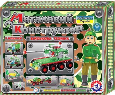 Конструктор ТехноК Военная техника 1462