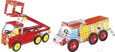 Конструктор ТехноК Пожарная техника 2056