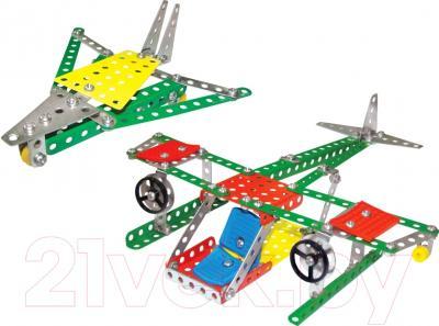 Конструктор ТехноК Воздушный транспорт 1042