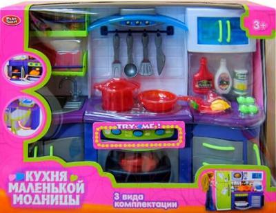 Игровой набор Play Smart Кухня Маленькой модницы 2132