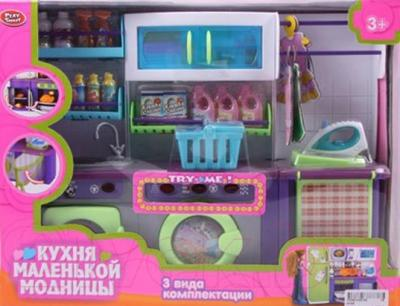 Игровой набор Play Smart Кухня Маленькой модницы 2133