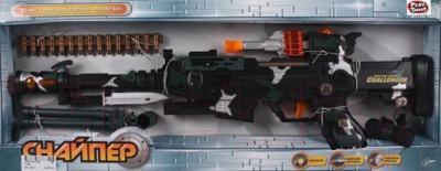Игровой набор Play Smart Автомат снайпера 7146
