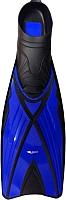 Ласты Ricky F06 (р.42-43, синий/черный) -