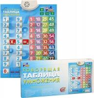 Интерактивная игрушка Play Smart Таблица уножения 7022 -