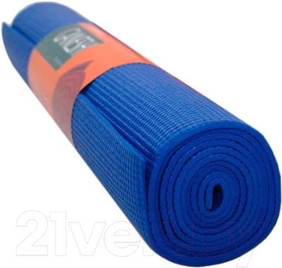 Коврик для йоги Sabriasport 600867 (синий)