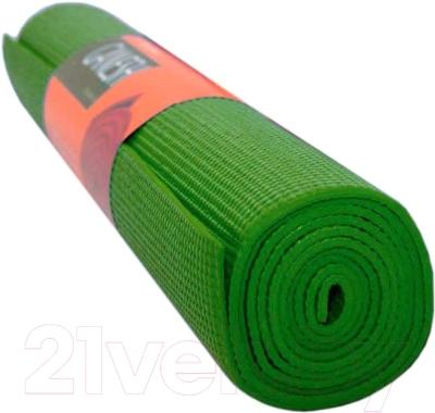 Коврик для йоги Sabriasport 600867 (салатовый)