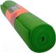 Коврик для йоги Sabriasport 600867 (салатовый) -