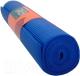 Коврик для йоги Sabriasport 600869 (синий) -