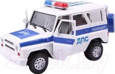 Масштабная модель автомобиля Play Smart Внедорожник 9076D
