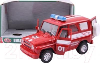 Масштабная модель автомобиля Play Smart Внедорожник 9076E