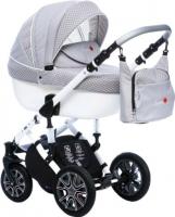 Детская универсальная коляска Dada Paradiso Group Rocky Limited Edition 3в1 (серый) -