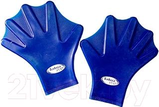 Перчатки для плавания Sabriasport HP-6M (темно-синий)