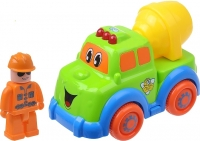 Развивающая игрушка Play Smart Веселые колеса 7104 -