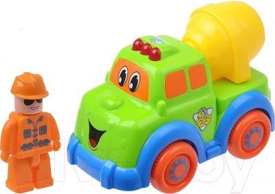 Развивающая игрушка Play Smart Веселые колеса 7104