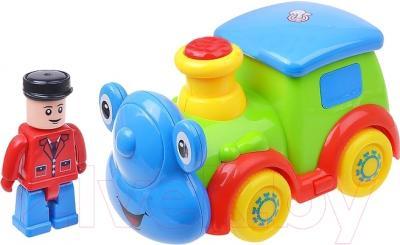 Развивающая игрушка Play Smart Веселые колеса 7105