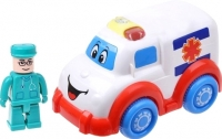 Развивающая игрушка Play Smart Веселые колеса 7106 -