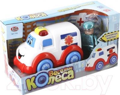 Развивающая игрушка Play Smart Веселые колеса 7106